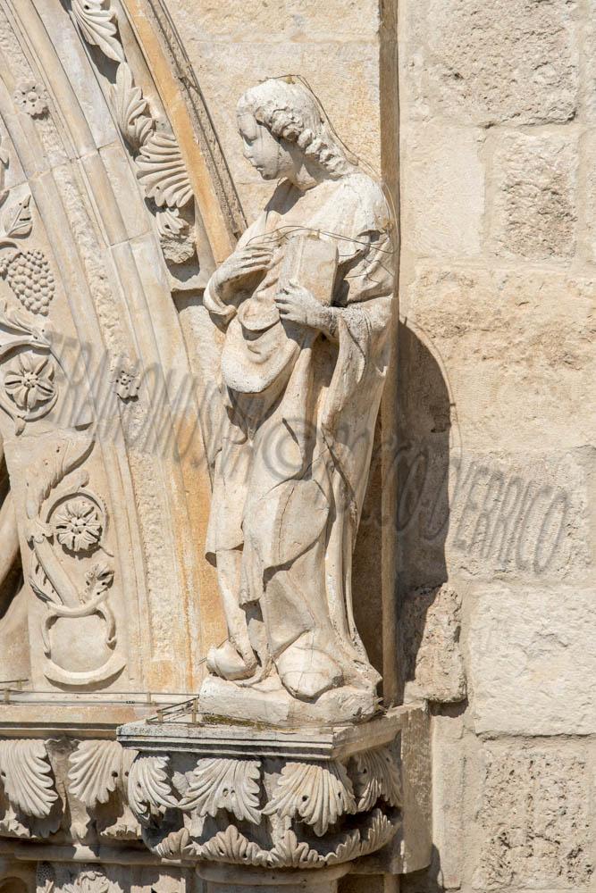 Duomo Cattedrale, Portale Principale