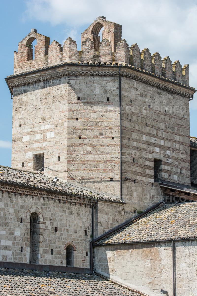 Teramo, Duomo Cattedrale, Tiburio
