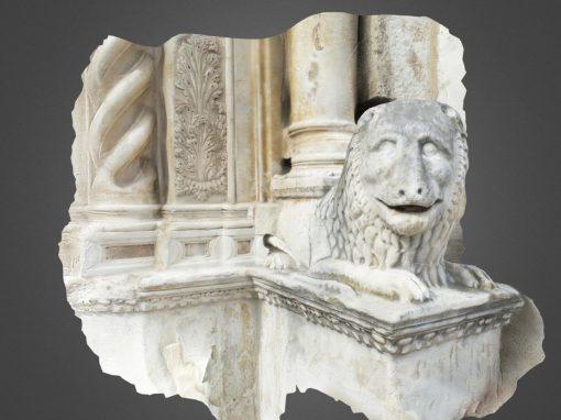 Leoni Portale Duomo