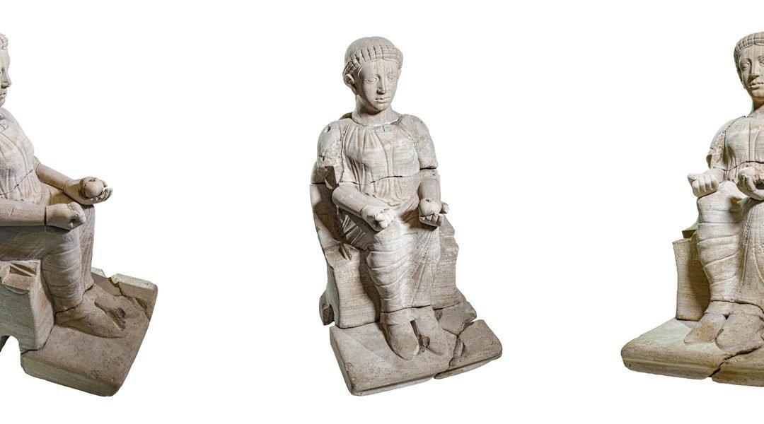 Protetto: Statua Cinerario